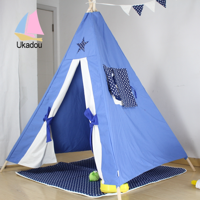 teepee & large kids play tents and Soft Toy Style teepee tipi u2013 kids play ...