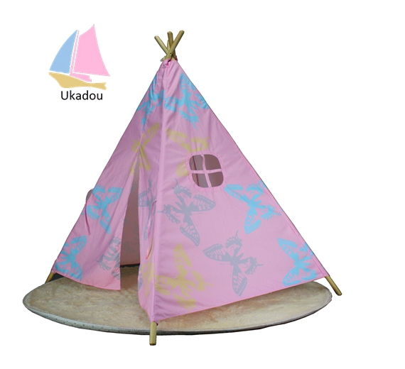 teepee  sc 1 st  kids play tent teepee tent tipi tent tepee tent factory china & Childrenu0027s Teepee-High qulity 100% polyester teepee tent u2013 kids ...
